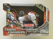 Transformers Universe Voyage Class Leo Prime Target Exclusive