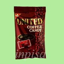UNITED COFFEE CANDY 3 BAGS x 4.94oz (140g) THAILAND USA SELLER