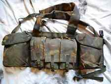 RARE SASS UK irr DPM CHEST WEBBING HARNESS RIG NI CLASSIC ORIGINAL plce  SAS