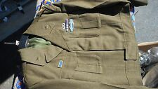 US Army Ike Jacket 101st Airborne  Major. Size 40 Very Nice  dated DEC.1952