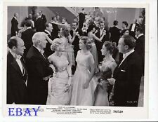 George Sanders ZsaZsa Gabor VINTAGE Photo Death Of A Scoundrel