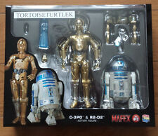MAFEX No.012 Star Wars The Force Awakens C-3PO & R2-D2 Action Figure