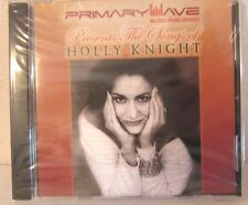 Kiss/Heart/Tina Turner +11: Holly Knight - Songs of SEALED CD U.S. PROMO - RARE!
