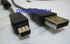OLYMPUS FE-130/FE-140 cámara USB Data Sync Cable/Plomo Para PC Y MAC