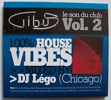 C9- GIBUS VOL. 2 - LE SON DU CLUB DJ LEGO