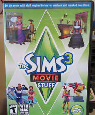The Sims 3 Movie Stuff - PC/Mac DVD Software Requires sims 3 to play
