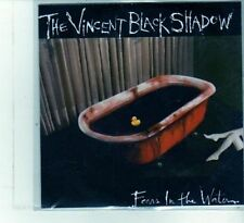 (DU581) The Vincent Black Shadow, Fears In The Water - DJ CD