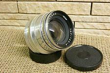 JUPITER - 8  F2 /50mm Russian lens M39 for RF camera (# 123)