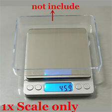 Digital Jewelry weight Scales Balance Pocket Food Scale LCD Display 3kg x 0.1g