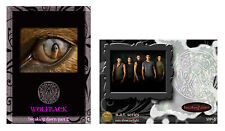 Twilight ~ NAT cards ~ Ltd Edition 23rd Set ~ Breaking Dawn Pt 2 Wolfpack ~ New