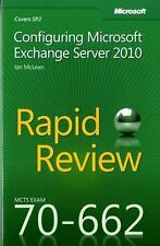 MCTS 70-662 Rapid Review: Configuring Microsoft Exchange Server 2010-ExLibrary