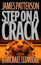 STEP ON A CRACK BY JAMES PATTERSON- RETAIL COPY