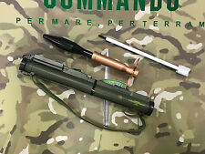 DAMTOYS royal marines Commando M72A7 lance-roquettes & rocket loose échelle 1/6th
