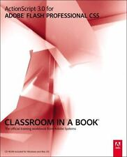 ActionScript 3.0 for Adobe Flash Professional CS5 Classroom in a Book by Adobe