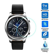 Tempered Glass Screen Protector for Samsung Gear S3 frontier Classic Smart Watch