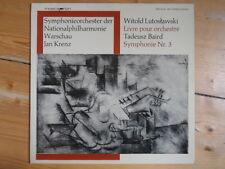 Lutoslawski+Baird-Symphonieorchester der Nationalharmonie Warschau Jan Krenz