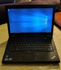 Lenovo ThinkPad T430 laptop i5 2.9Ghz HD 8GB RAM DVDRW 128GB SSD Win 7 or 10 Pro
