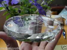 7 Star plate Asian Quartz Crystal Healing Ball Sphere Stand Without the ball
