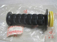 KAWASAKI NOS THROTTLE GRIP ASSY F7 KS125 KE125 MC1 G3 G4 G5  46019-034