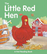 The Little Red Hen (Giant Size) by Anness Publishing (Novelty book, 2015)