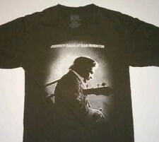 Converse Johnny Cash at San Quentin Mens S shirt country prison guitar