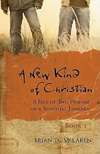 Brian D Mclaren - New Kind Of Christian 01 (2008) - Used - Trade Paper (Pap