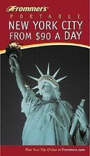 Frommer's Portable New York City from $90 a day SIGNED BY CHERYL FARR LEAS