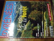 µ? revue Pyrenees Magazine n°48 Reseau Ferré Pyrénee Gypaete Vallée d'Aspe