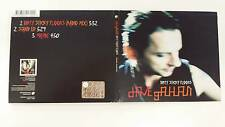DAVE GAHAN (DEPECHE MODE) DIRTY STICKY FLOORS - 3 TRACKS CD SINGLE 2003