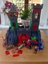Playmobil 5757 Dragon Rock château forteresse & CHEVALIERS Playset