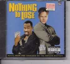 NOTHING TO LOSE/ MOTION PICTURE SOUNDTRACK/ 16 SONGS / CD BRAND NEW & SEALED