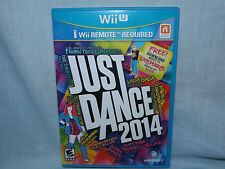AWESOME Just Dance 2014  Video Game (Nintendo Wii U, 2013) Q32