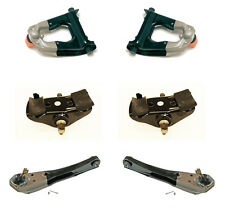 NEW! Mustang Suspension Kit Upper & Lower Control Arms & Spring Saddles 6pc SET
