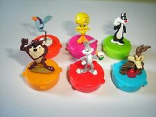 LOONEY TUNES STAMPS FIGURINES SET WB - FIGURES COLLECTIBLES MINIATURES