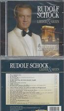 CD--NEU--RUDOLF SCHOCK LIEDER & ARIEN