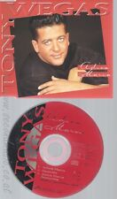 CD--TONY WEGAS -- --- ADIOS MARIA