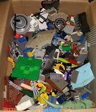 Huge Lego Minifigure lot 1 POUND LBS + Star wars harry potter mine craft
