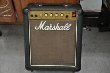 1986 Marshall Lead 12 5005 Combo Guitar Amp Made In England WORKS GREAT
