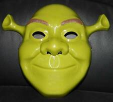 Shrek Mask ! Lifelike Green Colour ! Great Item For Kids ! Funny Cartoon Hero !