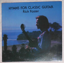 RICK FOSTER - Hymns For Classic Guitar, Chet Atkins, SEALED LP