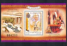 Hungary 2005 Pope John Paul II/Papal/People/Religion/Buildings 1v m/s (n33714)