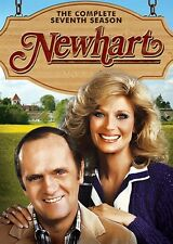 NEWHART TV SERIES COMPLETE SEVENTH SEASON 7 New Sealed 3 DVD Set