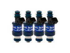 FIC Fits Mitsubishi DSM 1G & 2G EVO 8 & 9 Low-Z Injector Set IS126-1800 1800cc