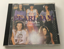 "Pearl Jam ""EVOLUTION 1985-1993"" Rare CD MOTHER LOVE BONE EX silver bootleg"