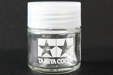 Tamiya 81041 Acrylic Paint Mixing Jar Glass Round Empty Bottle 23ml Craft Tools