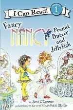 Fancy Nancy: Peanut Butter and Jellyfish (I Can Read Book 1)-ExLibrary