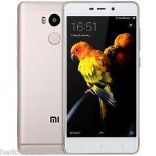 """5.0"""" Xiaomi Redmi 4 MIUI 8 4G Smartphone Snapdragon 625 Octa Core 3G+32G 4100mAh"""