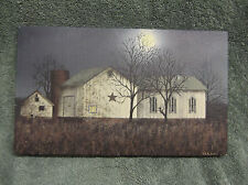 Moonlite Barn Canvas Home Decor Billy Jacobs Farm House Country