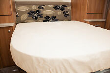 Abbey Spectrum 535 Caravan Fitted Sheet For Island Fixed Bed