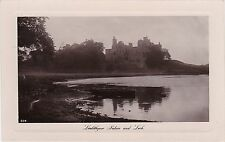 The Palace & Loch, LINLITHGOW, West Lothian RP